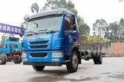 青岛解放 龙V 超值版 160马力 4X2 6.8米载货车底盘(CA5169XXYPK2L2E5A80-3)