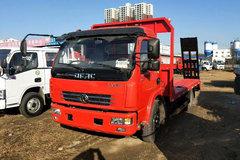 东风 多利卡D6 130马力 4X2 平板运输车(EQ5041TPB8BDBAC)