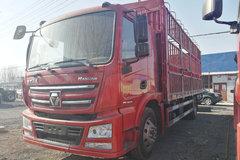 徐工 �h�L(汉风)G5 160马力 4X2 6.8米仓栅式载货车(NXG5160CCYN5) 卡车图片