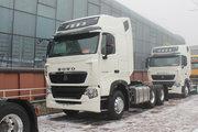 中国重汽 HOWO T7H重卡 畅行版 540马力 6X4牵引车(ZZ4257W344HE1X)