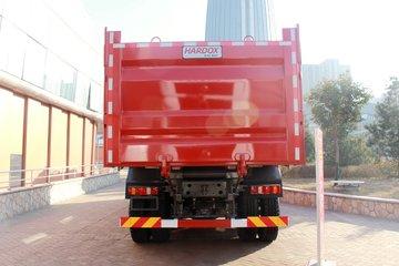 中国重汽 汕德卡SITRAK G7H重卡 山区版 400马力 8X4 自卸车(ZZ3316V356SE1)图片
