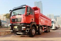 中国重汽 汕德卡SITRAK G7H重卡 法规版 400马力 8X4 5.8自卸车(ZZ3316N256ME1)