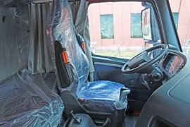HOWO T7H自卸车驾驶室                                               图片