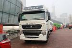 中国重汽 HOWO T6G 380马力 8X4 9.5米仓栅式载货车(ZZ5317CCYV466HE1-1)