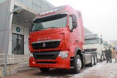 中国重汽 HOWO T7H重卡 寒区畅行版 540马力 6X4牵引车(ZZ4257W324HE1B) 卡车图片