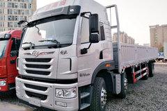 青岛解放 悍V重卡 260马力 8X2 9.5米栏板载货车(CA1310P1K2L7T10E5A80) 卡车图片