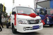 金杯 海狮V卡 2.0L 103马力 汽油 3.01米单排厢式微卡(SY5035XXYDAY-W3)