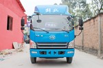 解放 虎V 110马力 4.21米单排栏板轻卡(CA1040P40K50L1E5A84)图片