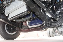 解放 虎VH 大王版 160马力 5.4米排半厢式轻卡底盘(CA5102XXYP40K2L4E5A85-3) 卡车图片