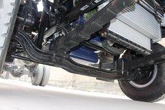 解放 虎VH 160马力 5.4米排半厢式轻卡底盘(CA5102XXYP40K2L4E5A85-3)