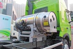 中国重汽 HOWO T7H 重卡 430马力 6X4 LNG牵引车(ZZ4257V384HE1LB) 卡车图片