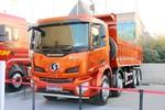 陕汽重卡 德龙M6000 336马力 8X4 6.5米自卸车