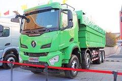 陕汽重卡 德龙H6000 375马力 8X4 6.5米自卸车 卡车图片