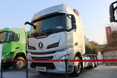 陕汽重卡 德龙X6000 450马力 6X4牵引车 卡车图片
