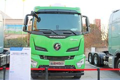 陕汽重卡 德龙H6000 350马力 8X4 5.6米自卸车