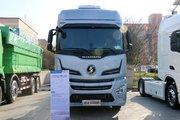 陕汽康明斯 德龙X6000 440马力 6X4牵引车(SX4250GC4Q1)