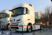 陕汽重卡 德龙X6000 450马力 4X2 AMT自动挡牵引车