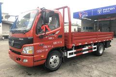 福田 欧马可1系 131马力 4.23米单排栏板轻卡(BJ1049V9JD6-A1) 卡车图片