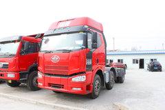 解放 J6P重卡 350马力 6X2 牵引车(CA4250P66K2T3E) 卡车图片
