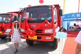 解放 奥威(J5P)重卡 320马力 8X4 9.5米自卸车(CA3312P2K2L4T4E)