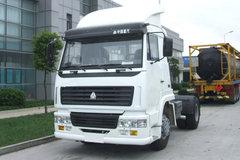 中国重汽 斯太尔王重卡 290马力 4X2 牵引车(ZZ4186M3516C) 卡车图片