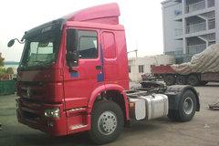 中国重汽 HOWO重卡 266马力 4X2 牵引车(精英版 HW76)(变速器HW20716A)(ZZ4187M3517C) 卡车图片