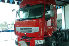 雷诺 Premium系列重卡 380马力 6X4 牵引车 卡车图片