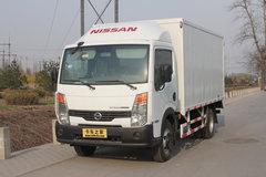 郑州日产 凯普斯达 140马力 4.1米单排厢式轻卡(长轴) 卡车图片