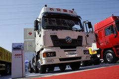 江铃重汽 远威重卡 300马力 6X2 CNG牵引车(SXQ4250M6N-4) 卡车图片