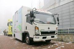 中国重汽HOWO 悍将 4X2 纯电动厢式轻卡(ZZ5047XXYF331CZ1BEV)