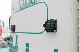 HOWO T5G电动牵引车外观图片