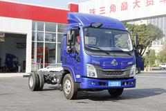 东风柳汽 乘龙L2 116马力 4.2米单排轻卡底盘(LZ1040L2ABT)