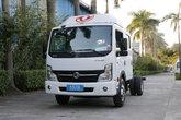 东风 凯普特K6-N 140马力 3.09米双排厢式轻卡底盘(EQ5070XXYD5BDFAC)