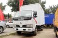 东风 福瑞卡F4 98马力 4.17米单排厢式轻卡(锡柴)(EQ5041XXY3BDFAC)