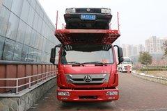 中国重汽 豪瀚J5G重卡 340马力 6X2 中置轴轿运车(ZZ1225N50C3E1)