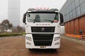 中国重汽 汕德卡SITRAK C7H重卡 480马力 6X2中置轴货运车(ZZ5266ZKXV603HE1)图片