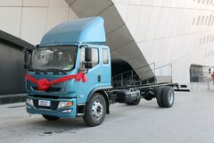 跃进 超越C500-56 180马力 7.65米厢式载货车(SH5162XXYZQDDWZ1) 卡车图片