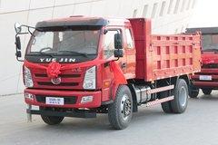 跃进 开拓X500 140马力 4.2米自卸车(SH3162VGDCMW)