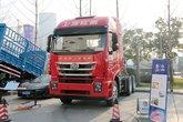上汽红岩 杰狮C500重卡 560马力 6X4牵引车(CQ4256HYVG334)