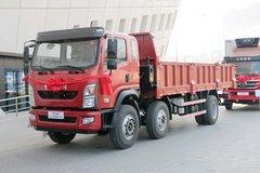 跃进 开拓T700 160马力 6X2 6.7米自卸车(SH3252VGDDWW4)