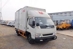 江铃 顺达宽体 116马力 4.07米单排厢式轻卡(JX5048XXYXGD2) 卡车图片