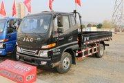 江淮 骏铃V6 130马力 3.85米排半栏板轻卡(HFC1043P71K1C2V)