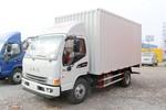 江淮 新康铃H5宽体 156马力 4.15米单排厢式轻卡(HFC1043P91K2C2V)
