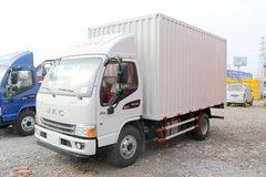 江淮 新康铃H6宽体 156马力 4.15米单排厢式轻卡(HFC1043P91K2C2V) 卡车图片