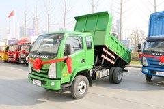 跃进 开拓X100 110马力 3.05米自卸车(SH3042VEDBNW1) 卡车图片