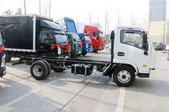 跃进 上骏X100-33 116马力 4.18米单排厢式轻卡(SH5042XXYKFDCNZ)