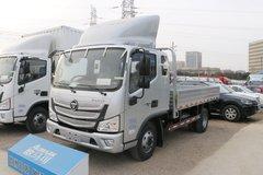 福田 欧马可S3系 143马力 3.83米排半栏板轻卡(国五)(BJ1048V9JEA-FE) 卡车图片