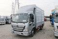 福田 欧马可S3系 143马力 4.18米单排仓栅式轻卡