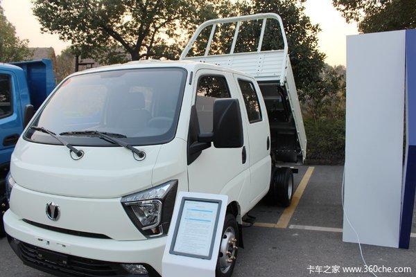 仅售8.8万温州缔途DX自卸车活动价开售