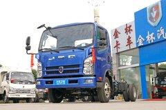 金杯 运盈MQ5 112马力 4.2米单排厢式轻卡(SY5045XXYH1-ZC) 卡车图片